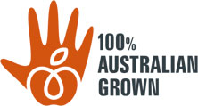Cider Australia 100% Australian Grown Apples Trust mark