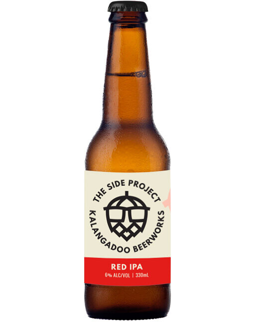 Red IPA Craft Beer - The Side Project Kalangadoo